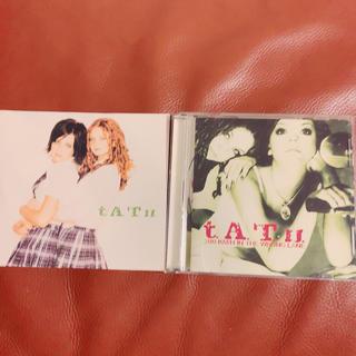ユニバーサルエンターテインメント(UNIVERSAL ENTERTAINMENT)のt.A.T.u. CD(ポップス/ロック(洋楽))