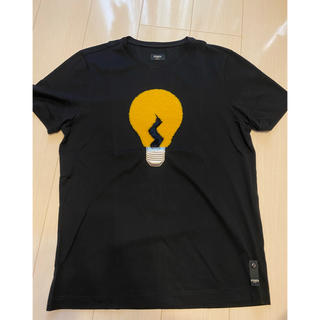 FENDI - フェンディ💡 fendi 電球 Tシャツ