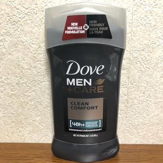 ユニリーバ(Unilever)のDove men care:Clean Comfort(ダヴ,デオドラント)(制汗/デオドラント剤)