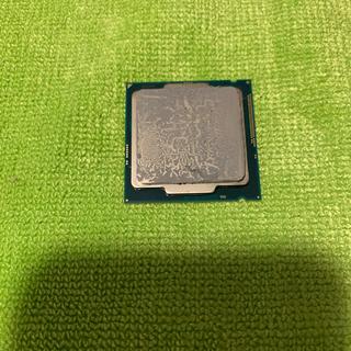 インテレクション(INTELECTION)のCPU i7  4790  & メモリ 8GB×二枚 & H97M-S01(PCパーツ)