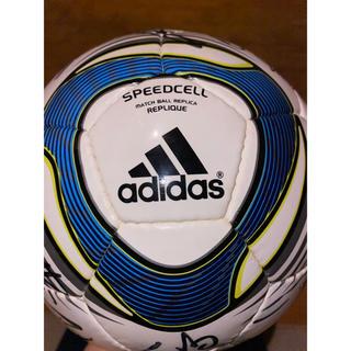 アディダス(adidas)のバルセロナ サインボール (スポーツ選手)