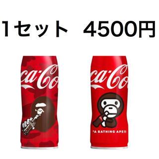 コカ・コーラ BAPE スリムボトル 250ml(ソフトドリンク)