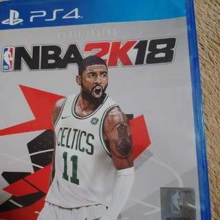 NBA2K18 プレステ4(家庭用ゲームソフト)