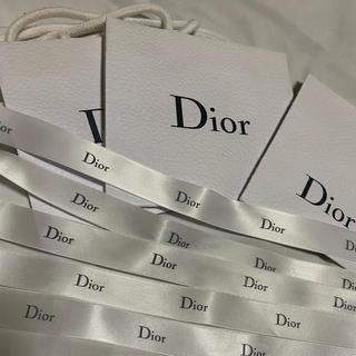 Dior - Dior ショッパー リボン