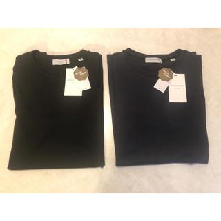 TOMORROWLAND - トゥモローランド 半袖Tシャツ ブラック&ネイビー セット