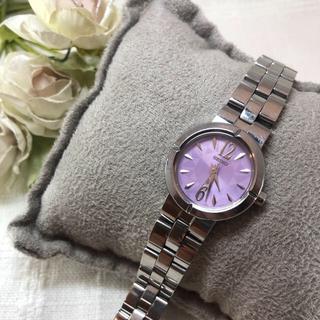 SEIKO - セイコー ルキア❤︎腕時計 【電池交換済み】