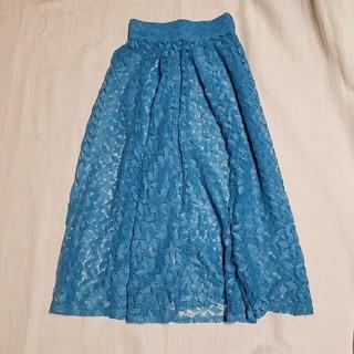 TOGA - toga XTC 水色レースのスカート