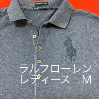 ラルフローレン(Ralph Lauren)のラルフローレン  ポロシャツ トップス Tシャツ M(ポロシャツ)
