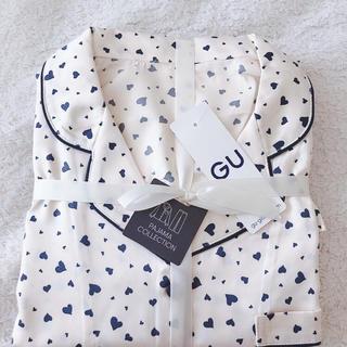 GU - 新品サテンパジャマ