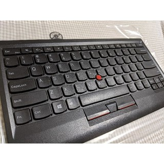 Lenovo - ThinkPad トラックポイントキーボード 英語 US 0B47190