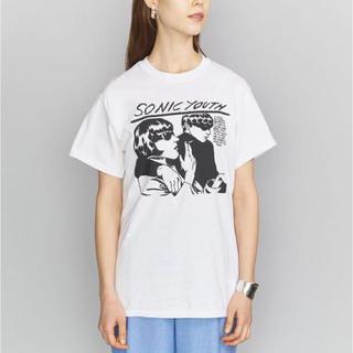 ビューティアンドユースユナイテッドアローズ(BEAUTY&YOUTH UNITED ARROWS)の完売!UNITED ARROWS  ソニック・ユースTシャツ(Tシャツ(半袖/袖なし))