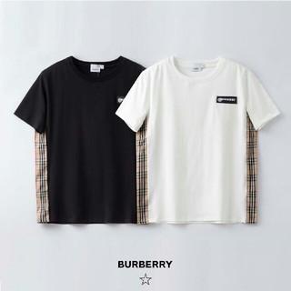 BURBERRY - 【新品、未使用】 Tシャツ 半袖男女兼用 01