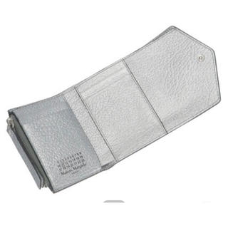 Maison Martin Margiela - メゾン マルジェラ 財布 新品未使用 シルバー