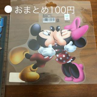 ディズニー(Disney)の●【未開封】ディズニー ミッキー ミニー ステッカー(シール)