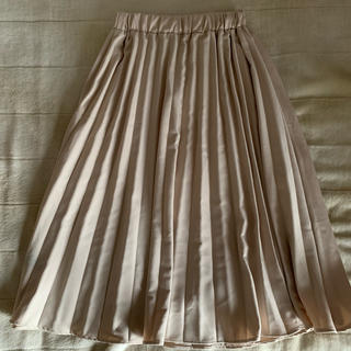 SPINNS - フレアひざ丈スカート