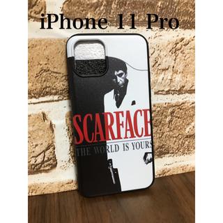 アップル(Apple)のスカーフェイス iPhone 11 pro ケース(iPhoneケース)