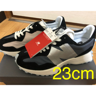 ニューバランス(New Balance)のNew Balance MS327 LAB BLACK 23cm(スニーカー)