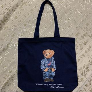 POLO RALPH LAUREN - ポロベアートートバッグ