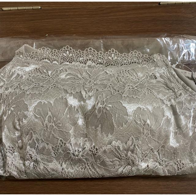 BRADELIS New York(ブラデリスニューヨーク)のブラデリス ブラキャミ グレージュ レディースの下着/アンダーウェア(その他)の商品写真