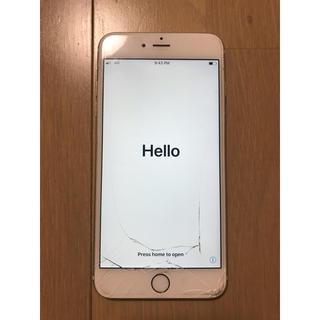 Apple - iPhone6 Plus Gold 128 GB docomo