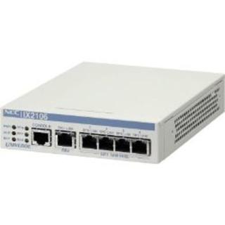 エヌイーシー(NEC)の【新品・送料無料】NEC 高速アクセスルータ UNIVERGE IX2106(PC周辺機器)
