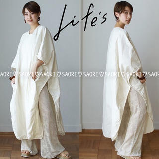 TODAYFUL - TODAYFUL【未使用に近い】Washed Canvas Gown