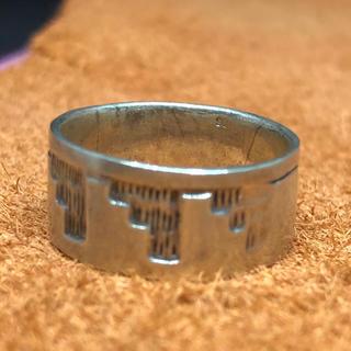 silver925リング シルバー925指輪 シルバー平打ち ユニセックス(リング(指輪))