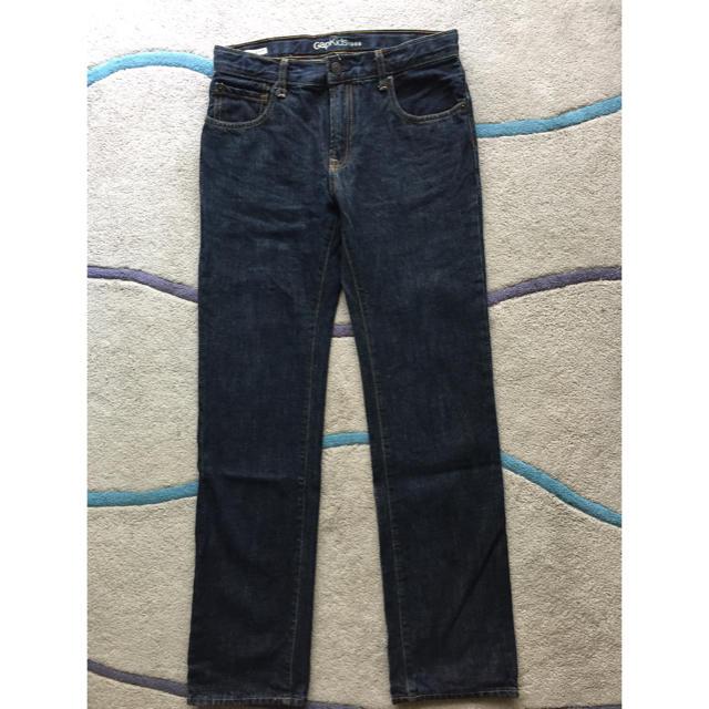 GAP(ギャップ)のGAP KIDS ストレートジーンズ 170cm 18 REGULAR メンズのパンツ(デニム/ジーンズ)の商品写真