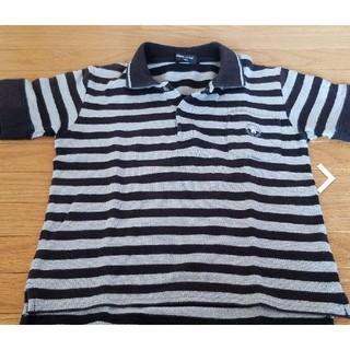 コムサイズム(COMME CA ISM)のコムサイズム ポロシャツ130センチ(Tシャツ/カットソー)