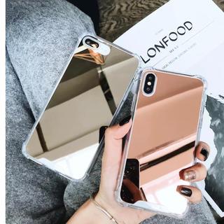 アップル(Apple)のiPhonexrミラーケース(iPhoneケース)