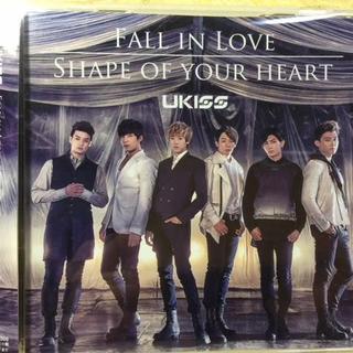 U-Kiss / Fall in Love(K-POP/アジア)