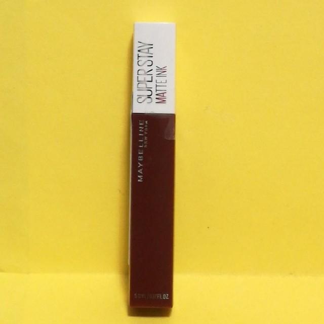 MAYBELLINE(メイベリン)の新品 メイベリン SPステイ マットインク 50 コスメ/美容のベースメイク/化粧品(口紅)の商品写真