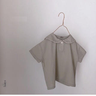 韓国子供服*セーラー*ブラウス