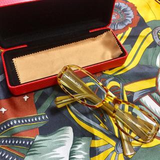 アランミクリ(alanmikli)のセール価格 アランミクリ 鼈甲柄 眼鏡 メガネ(サングラス/メガネ)