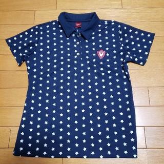 ディズニー(Disney)のディズニー ミッキー ポロシャツ レディースS(ポロシャツ)