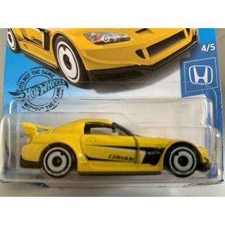 ホンダ HONDA S2000 GReddy Yellow(ミニカー)