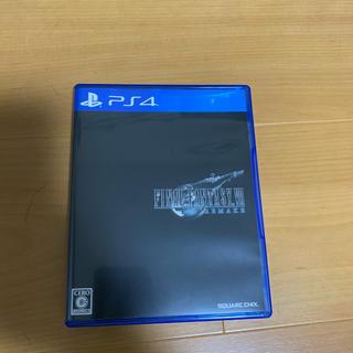 SQUARE ENIX - ファイナルファンタジー7リメイク PS4 FF7