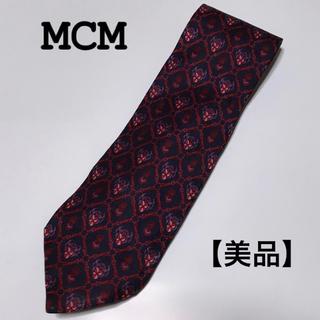 エムシーエム(MCM)の5/30AMまで出品 MCM ネクタイ(ネクタイ)