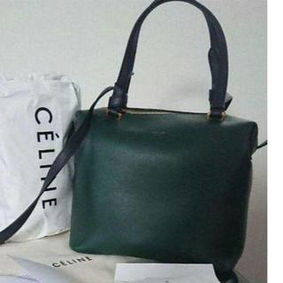 celine - 最終値下げ 極美品 CELINE セリーヌ バッグ ソフトキューブ