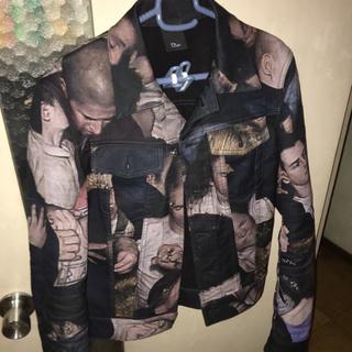 DIOR HOMME - Dior Homme Mosh Pit Denim Jacket