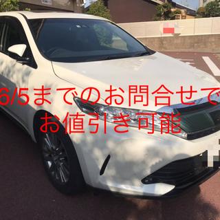トヨタ - TOYOTAハリアー 220万お値段ASK