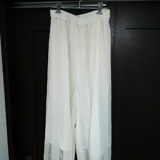 w closet - w closet ワイドパンツ