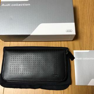アウディ(AUDI)のアウディコレクション 長財布(長財布)