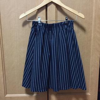 ローリーズファーム(LOWRYS FARM)のローリーズファーム ストライプスカート(ミニスカート)