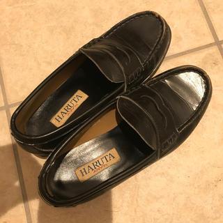 ハルタ(HARUTA)のHARUTA ローファー ハルタ 22.5 EEE(ローファー/革靴)