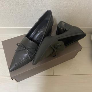 チャールズアンドキース(Charles and Keith)のチャールズアンドキース ローファー パンプス(ローファー/革靴)