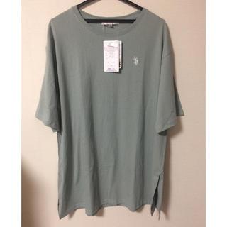 POLO RALPH LAUREN - タグ付き未使用品 us polo assn tシャツ  チュニック