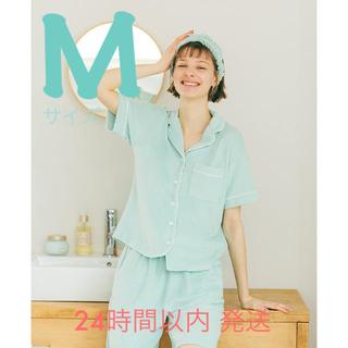 GU - 【新品】GU × SABON ミントパジャマ ジーユー