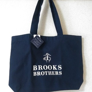 Brooks Brothers - ブルックスブラザーズトートバック 新品未使用タグ付き