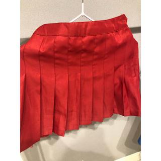 ウィゴー(WEGO)のミニプリーツスカート(ミニスカート)